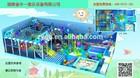 2015 Kid's attractive indoor playhouse