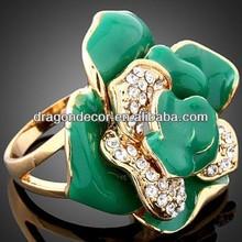 2015 Latest Design Hot Style Beautiful Diamond Fashion Rings
