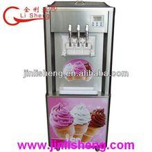Jin Li Sheng BQ332 Hopper agitator big mix hopper Soft Serve Ice Cream and Frozen Yogurt Machine