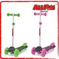 eğlence malzemeleri 3 tekerlekli mini scooter