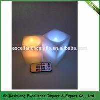 3pcs/set led wax candle wholesale/nancy +0086 15097479316