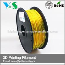 hot sale PETG 3D Printer filament factory price T-glass
