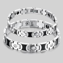 Japanese Bio Magnetic Titanium Bracelet for Men New Product