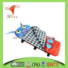 Cute animal shaped sleeping bag kids