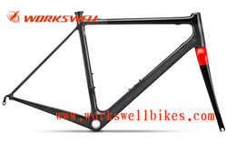 2015 China/chinese newest super light Toray T800 carbon road bike frame
