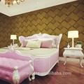 Decoración con papel tapiz para interiores de casas