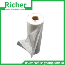 White Thin Ldpe Bag on Roll