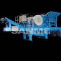 Pp série moteur électrique machine de recyclage