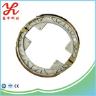 Famous Motorcycle Brake Shoe Lining Factory Sale