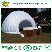 inflatable structure event tent ,inflatable white tent ,inflatable tent as custom