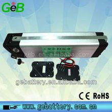 36v lifepo4 bms10ah electric bike li ion battery/ electric bike battery pack