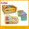 Dibujos animados musicales órgano xilófono para los juguetes para los niños
