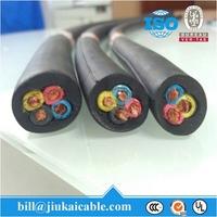 Flexible EPR Insulation H07RN-F italian socket rubber cable