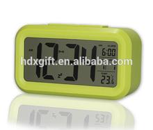 hot sale led time table alarm clock