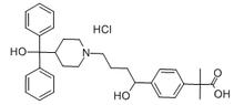 Fexofenadine hydrochloride/CAS: 153439-40-8