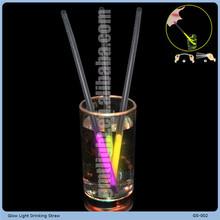 new design innovative updated blue paper straws