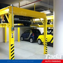 PJS four post auto car lifts/family used garage equipment for sale