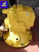 Japan brand excavator spare parts, PC220-8 swing machinery, swing motor