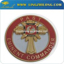 Custom masonic items souvenir instock wholesale masonic car emblem