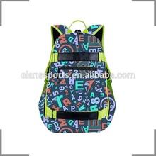 KOSTON branding New fashion alphabet design skateboard backpack KB144