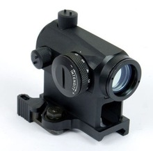 Tactical 1x24 Quick Release High Mount T1 Red Dot Sight
