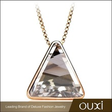 OUXI Fashion jewelry necklace collar made with Swarovski Elements 10337