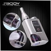 2015 S-body big battery mod e-cigarette S-CA1 bottom feeder box mod ecig electronic cigarette china manufacturer