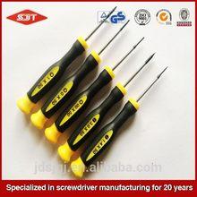 Fashionable hot-sale useful screwdriver set hand tools