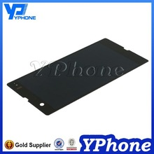 OEM lcd display+touch screen digitizer for sony xperia z l36h