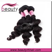 Raw unprocessed noble virgin indian hair weaving