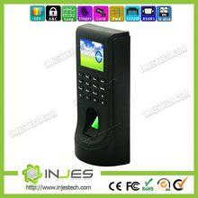 INJES USB RS485 TCP IP port cost-effective access control biometric Fingerprint Sensors Market in South America