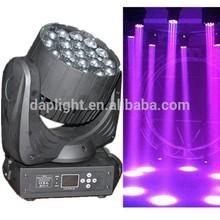 Professional 12w led wash zoom led moving wash 19pcs