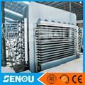 hidráulico de vapor caliente de la prensa de la máquina para la madera contrachapada de madera contrachapada de calor máquina de la prensa en maquinaria
