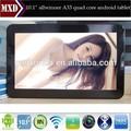 Billig tablet pc allwinner a33 10,1 Zoll IPS hd-bildschirm tablet pc-vga- Eingang