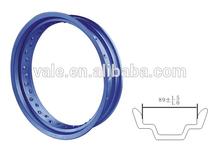 High quality motorcycle aluminum rims MT3.5*14