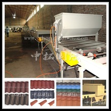 stone coated roof production line point of sale