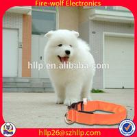 Staffordshire Bull Terrier Led Flashing Pet Collar Wholesale Pet Accessory Led Flashing Pet Collar