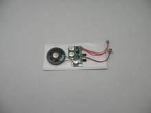 High quality Light sensitive sound module ,voice chip