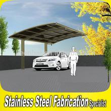 Bespoke Top Quality Outdoor Modern Aluminum Car Shelter