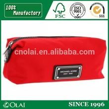 popular red mature cosmetic bag