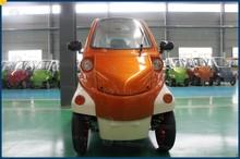 Hot sale 2 seats 60V 1.1KW mini electric vehicle