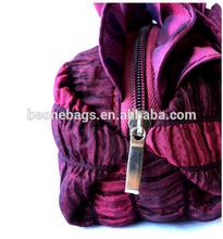Small satin fashion chinese wholesale and retail handbag