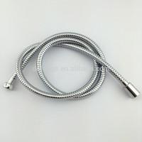 EasyClean deluxe shower hose 1.25m chrome