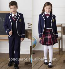 student uniform for internation primary school