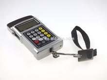 Color key portable hook scale