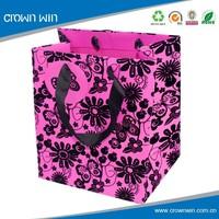 Tesco Shopping Bags With Black Ribbon