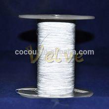 reflective polyester ealstane thread spool price