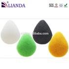 Skin care natural ficial konjac sponge bob wholesale