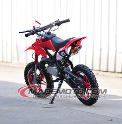 Hot Selling 50cc gas powered mini dirt bike