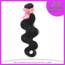 Grade 7a wholesale vigin brazilian hair